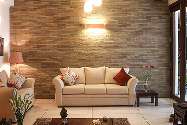 Feature Wall - Madhuban
